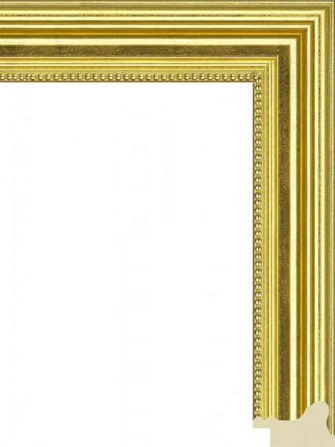 Настенное зеркало в деревянной раме Арла