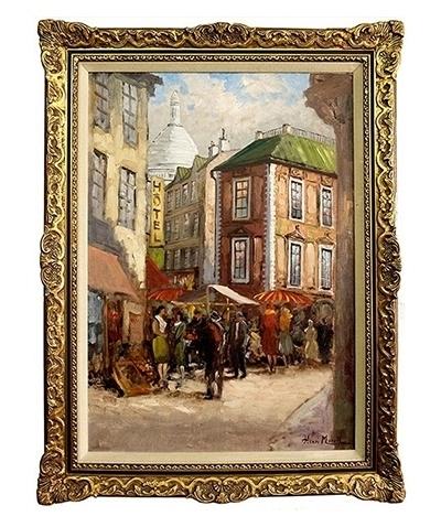 Продажа живописных работ