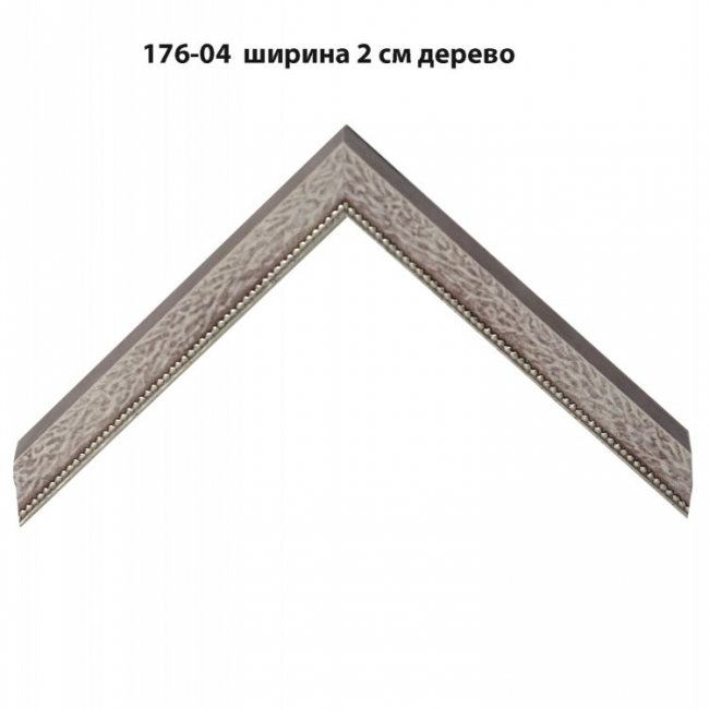 Багет светлых тонов арт. 176-04