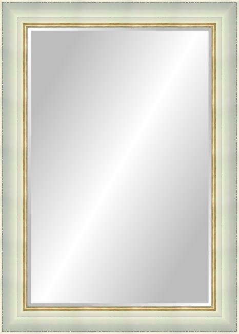 Настенное зеркало в деревянной раме Ретро 2