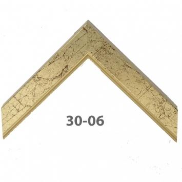 Багет золото/серебро арт. 30-06
