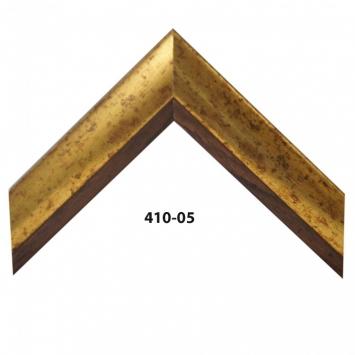 Багет золото/серебро арт. 410-05