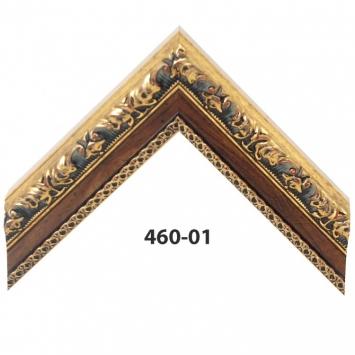 Багет золото/серебро арт. 460-01