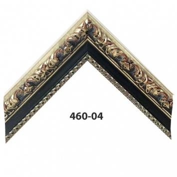 Багет золото/серебро арт. 460-04