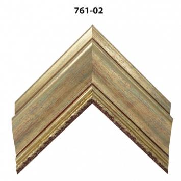 Багет золото/серебро арт. 761-02