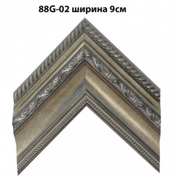 Багет деревянный арт. 88G-02