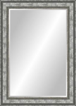 Настенное зеркало в деревянной раме Экспрессионизм