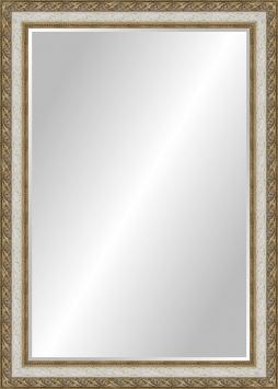 Настенное зеркало в деревянной раме Гала