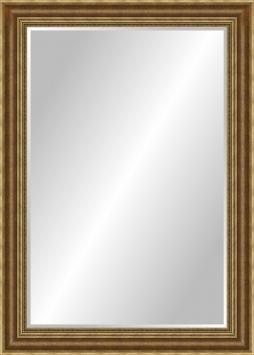 Настенное зеркало в деревянной раме Лиа