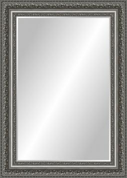 Зеркало в ванную комнату Аманда в пластиковой раме