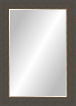 Зеркало в ванную комнату в пластиковой раме Ариэль