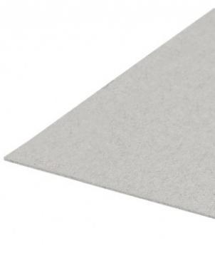 Задник для оформлнения работ серый, 80х120см, толщина 1.5 мм